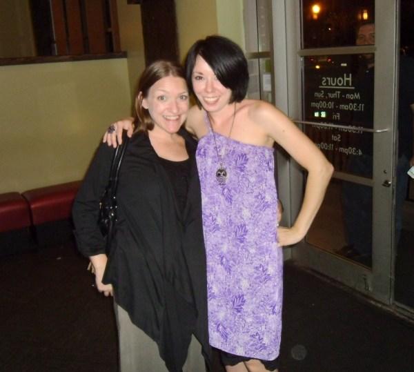Day 86: Purple Rainforest Dress...Take 2! 9