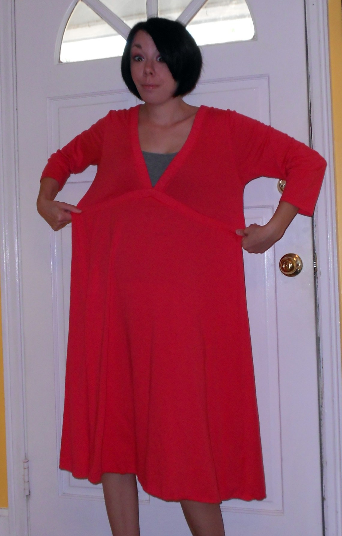 Day 76: An Early Fall Frock 1