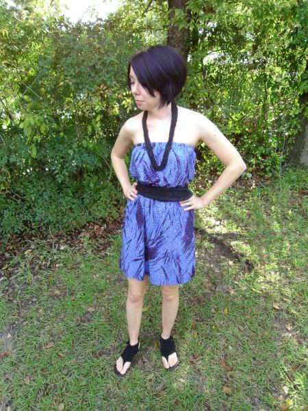 Day 87:  Mocktail Dress 4