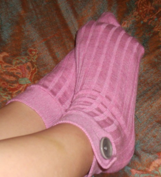 Day 102:  Sock Hop 5
