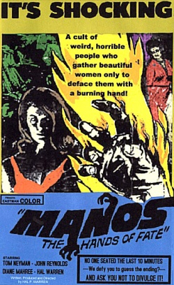 Day 121:  Manos:  The Hands of Fate 2