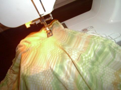 Day 113:  Citrus Grove Dress 5