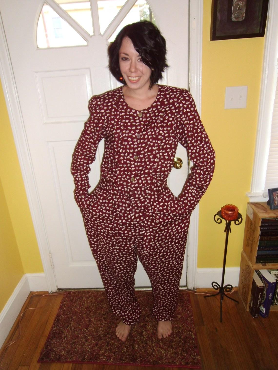 Day 130:  Jumpsuit Dress 1