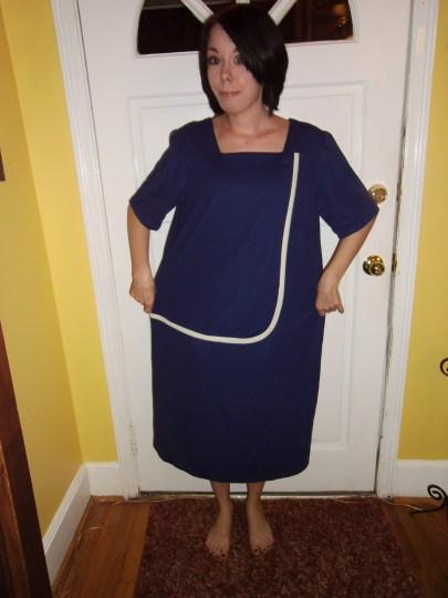 Day 139: Feeling Blue Dress 2