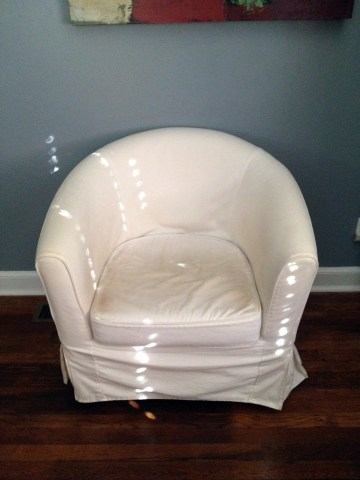 Day 171: The Baxter Chair 2