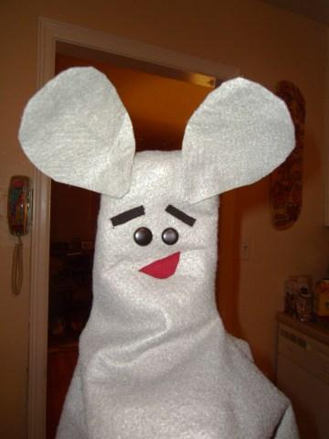 Day 173:  Herbie the Door Mouse 10