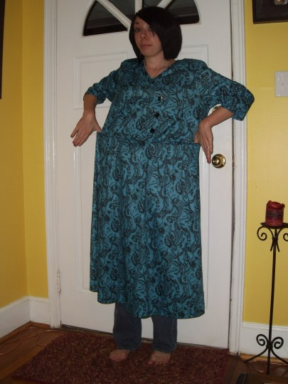 Day 183:  Swagger Dress 2