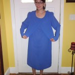 Day 170:  You Look Good in Blue Dress