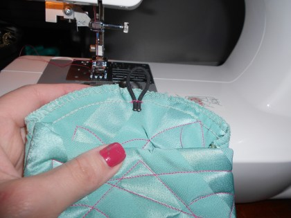 Day 206:  A Perfectly Padded Pouch 7