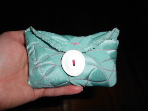 Day 206:  A Perfectly Padded Pouch 11