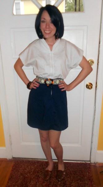 Day 234:  Brunchtime Dress 8