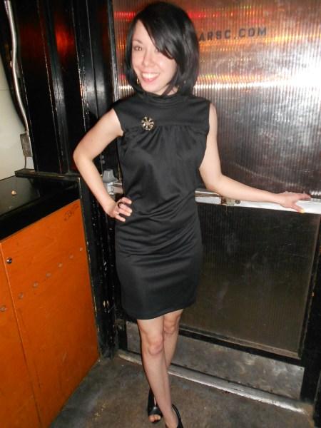 Day 216:  That Little Black Dress 5