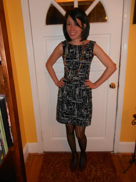 Day 222:  Jet Setter Dress 6