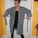Day 227:  Kimono Jacket
