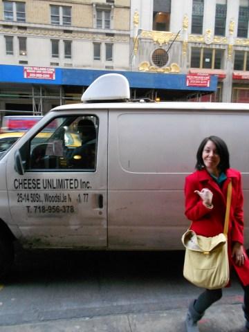 Day 229:  V-day in NYC!!! :) 10