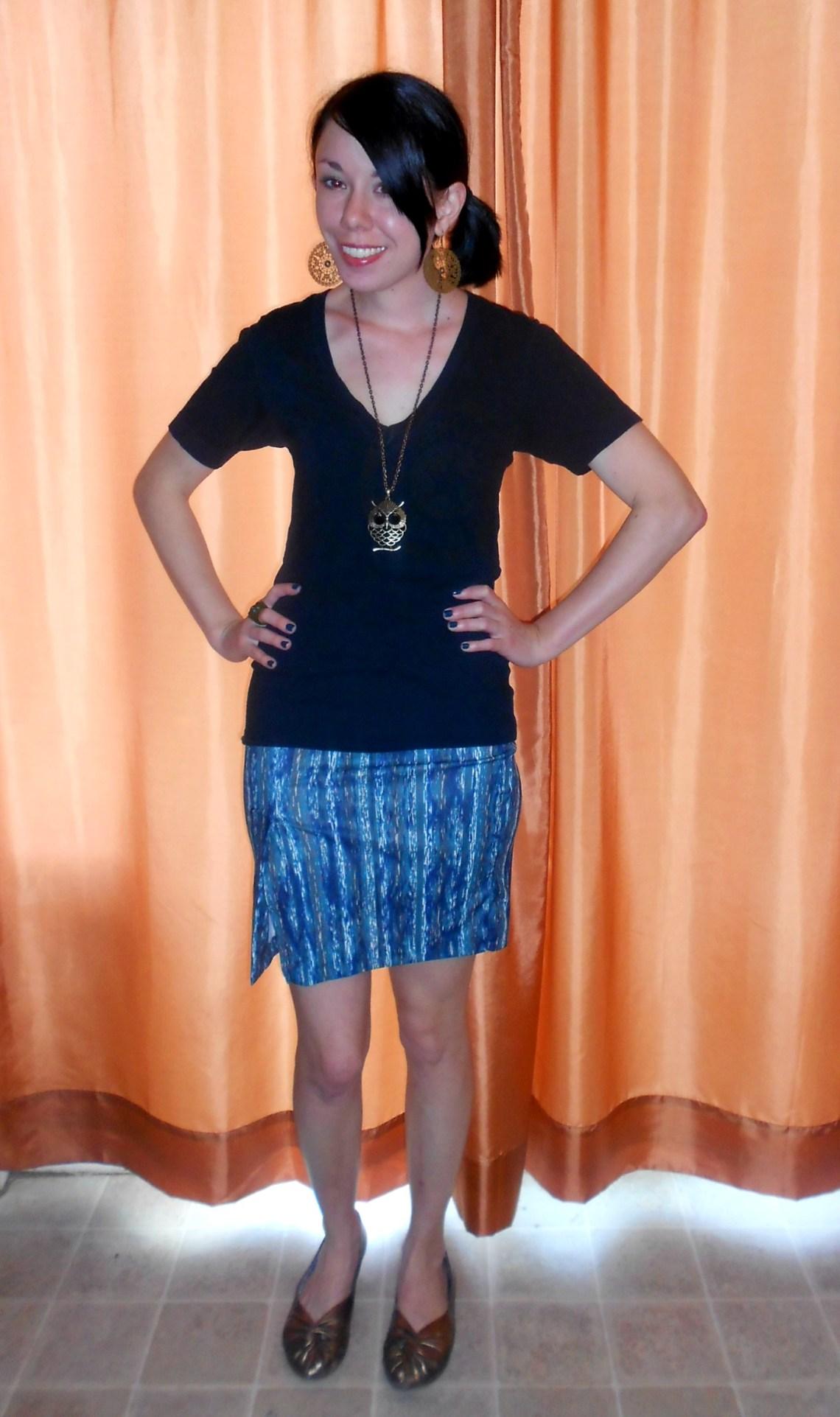Day 264:  Nomadic Skirt 1
