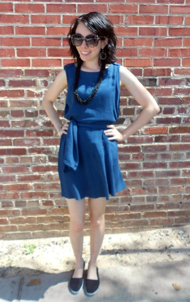 Day 270:  Fab Harbor Dress 5