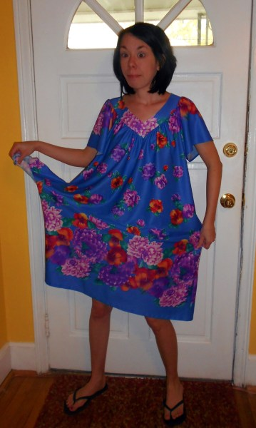 Day 250:  From Muumuu to New to You! 2