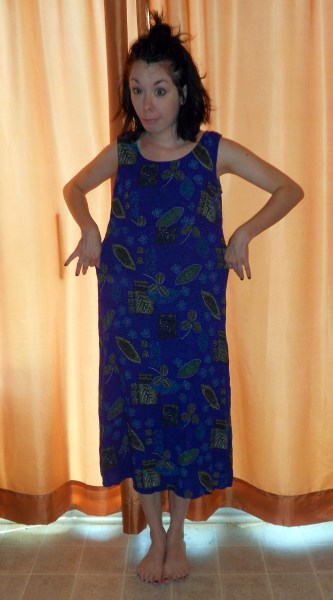Day 288:  Off The Grid Dress 2