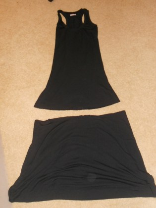 Day 284:  Back in Black Dress 3