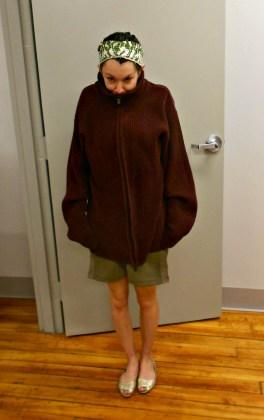 Day 313:  Spilf Dress 12