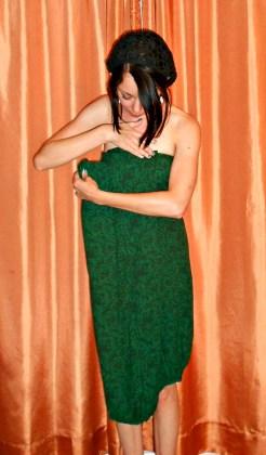 Day 326:  Grecian Bubble Dress 7