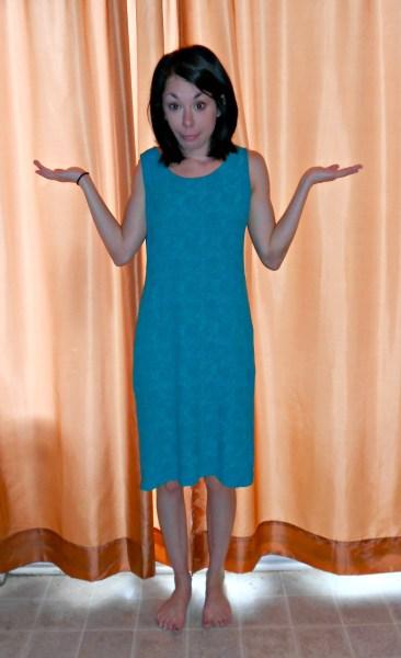 Day 333:  Wave of Mutilation Dress 2