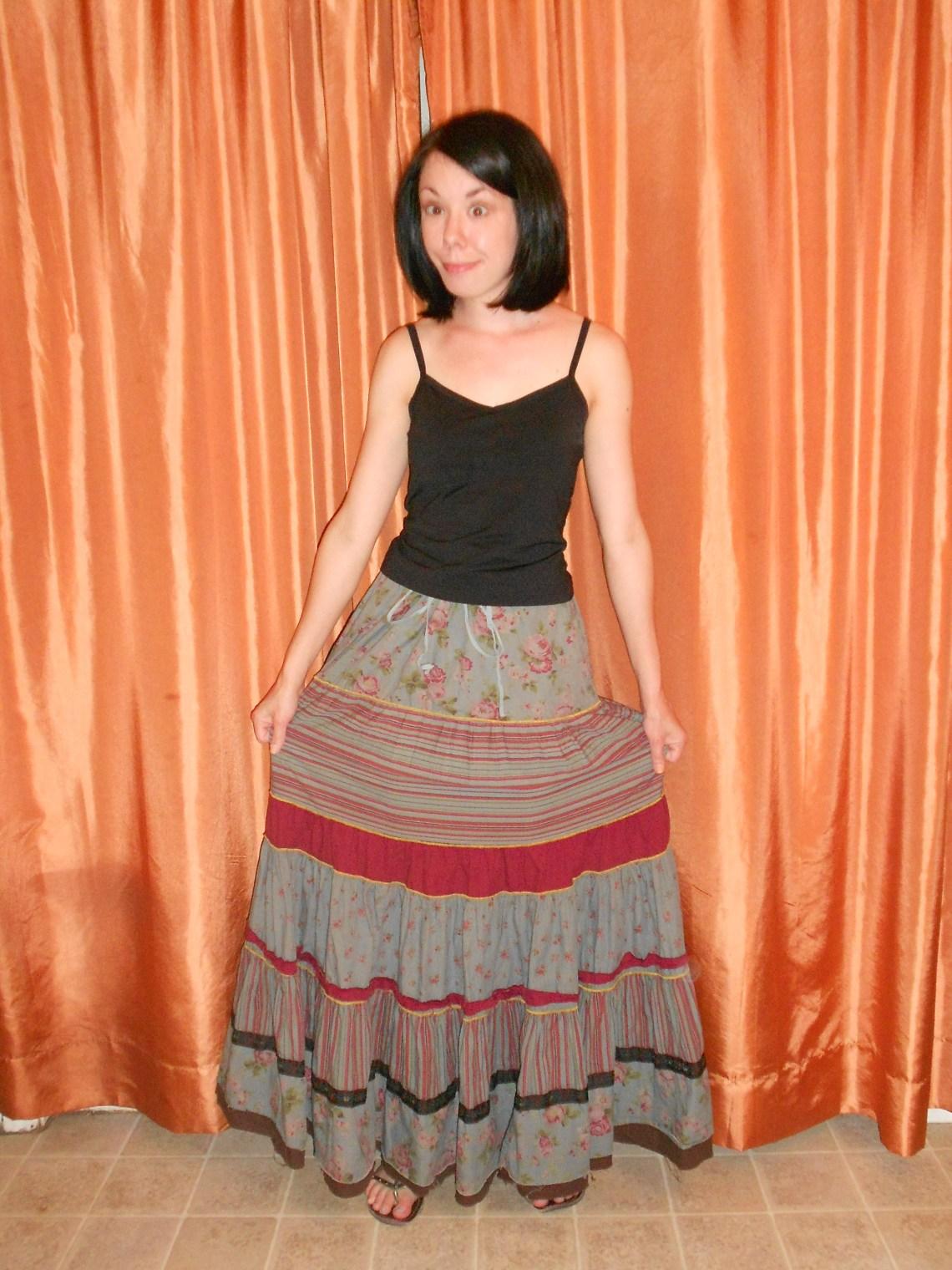 Day 311: Identity Crisis Dress 1