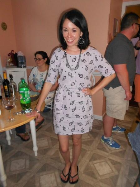 Day 332:  Tunactiy Dress 7
