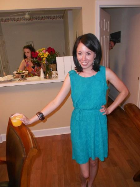 Day 333:  Wave of Mutilation Dress 8