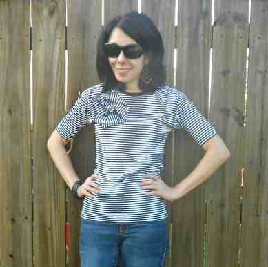 Day 350:  Charity Shop Chic Top 9