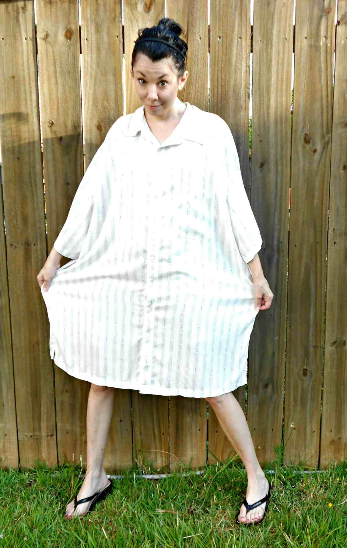 Day 360:  Spearmint Dress 13