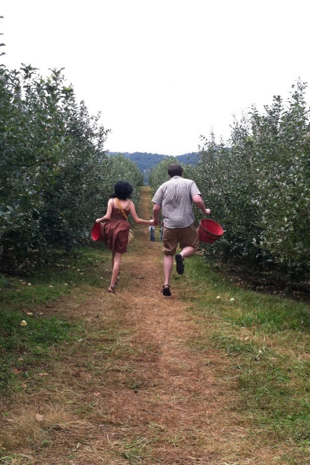 Back to the Orchard Dress 1