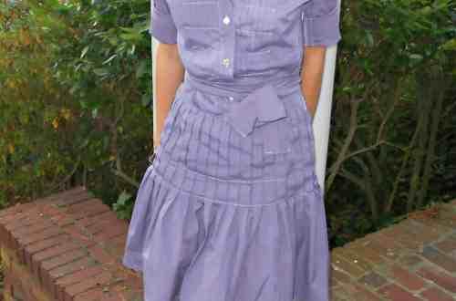 Violet Femme Dress 18