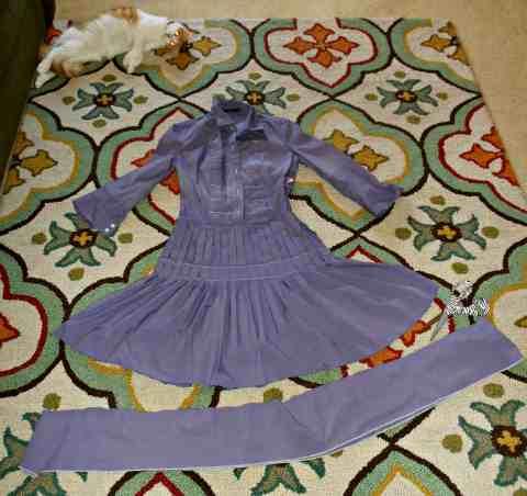Violet Femme Dress 6