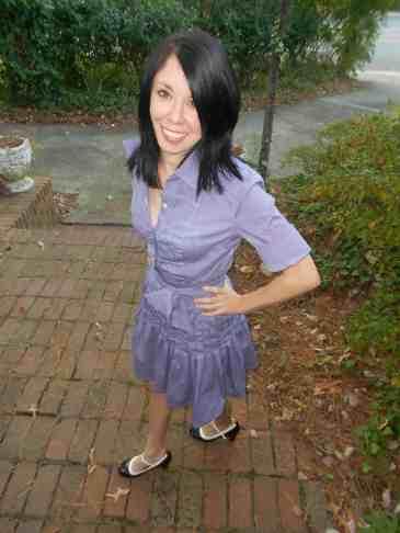 Violet Femme Dress 12