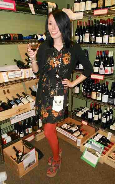 Pinot Noir is my GoGo Juice!  :)