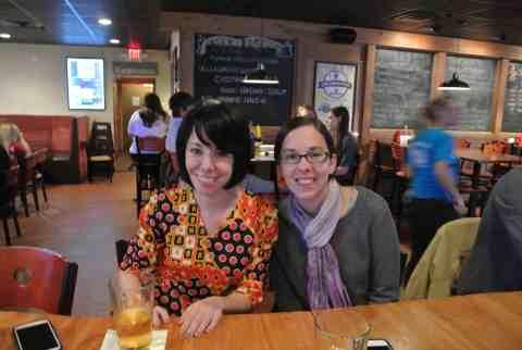 Friends like Erin here. :)