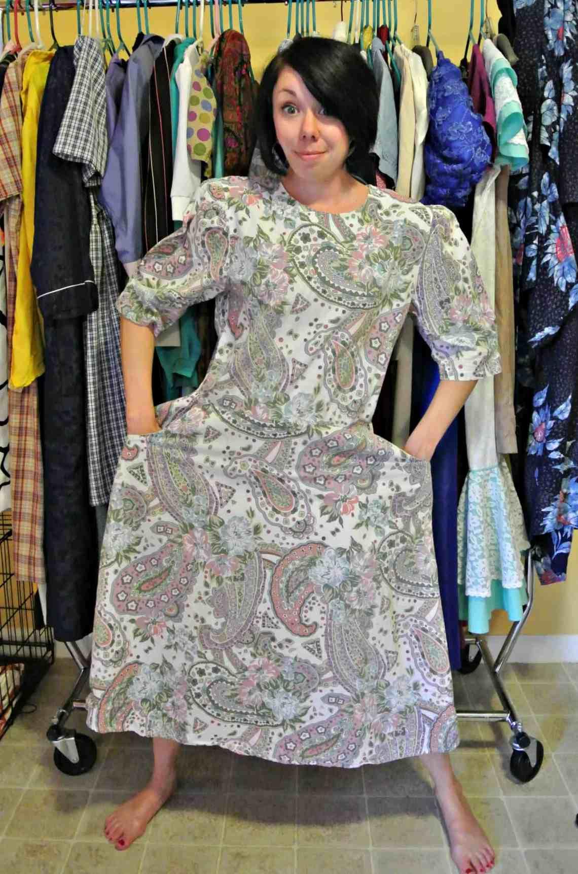 Basil Dress 1