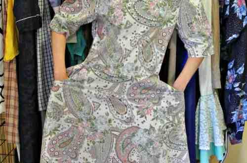 Basil Dress 13