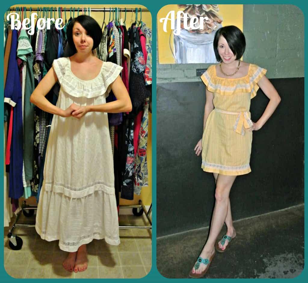 Lemon Sherbet Dress 17