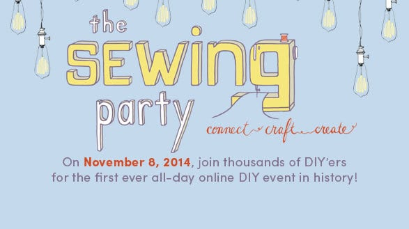 The Sewing Party!!!! 1
