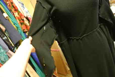 Let the tailoring begin!