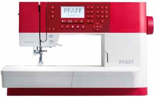 Meet the Pfaff Creative 1.5!