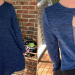 DIY Tie Back Top Refashion featured image