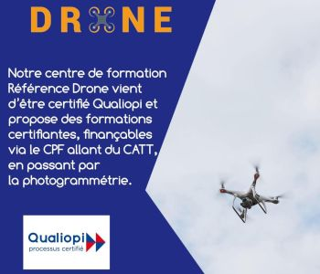 reference drone - qualiopi