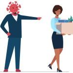 Coronavirus : Près d'un quart des travailleurs ont peur de perdre leur emploi