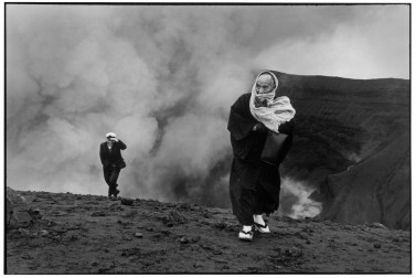 Japan. Mount Aso. 1965.