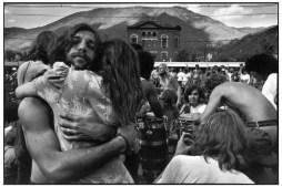 USA. Colorado. Aspen. Independance Day. 4 July 1971.