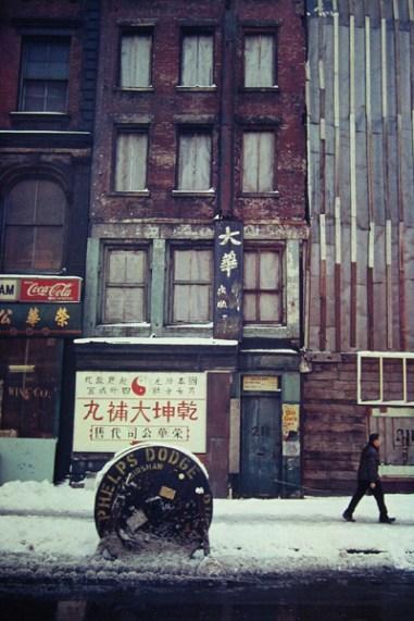 Chinatown - 1950